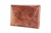 No. 1214 - Extra Large Portfolio Case in Glazed Tan