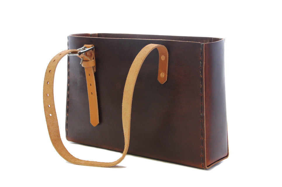 No. 714 - Tote in Scotch Grunge