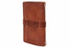 No. 117 - Medium Journal Cover in Glazed Tan