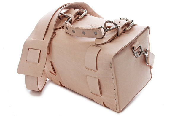 No. 217 Utility Bag in Natural Tan