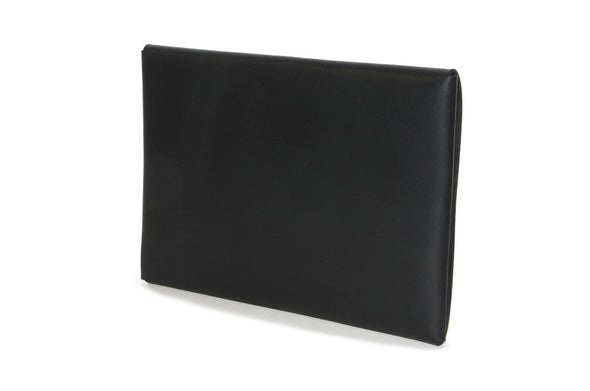 "No. 1214 - Large Portfolio Case in Black (Fits 15"" Macbook Pro)"