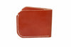 No. 817 Bi-Fold Wallet in Cognac Shell Cordovan