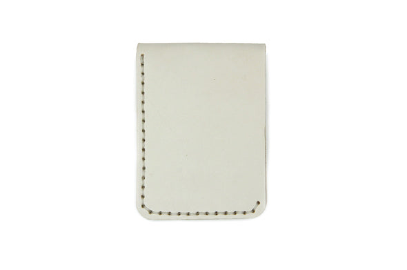 No. 1119 - Snap Wallet in Natural Tan