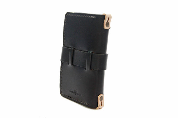 No. 1016 - Field Notes & Passport Cover in Deep Black