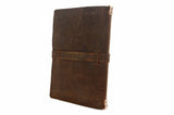 No. 117 Large Journal Cover Crazy Horse