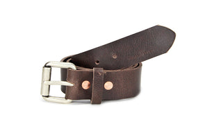 No. 914 - Work Belt in LIMITED Hawthorne Brown