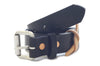 No. 914 - Work Belt in Bridle Black
