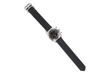 No. 919 - Simple Watchband in Deep Black