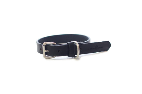 No. 115 - Dog Collar in Black