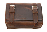 No. 215 Large Travel Case in Crazy Horse
