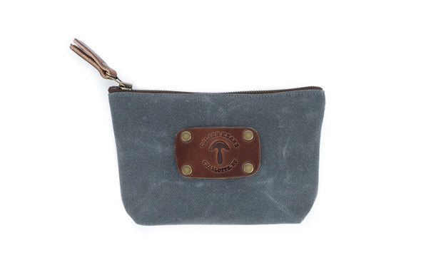 Canvas Case in Grey - Medium