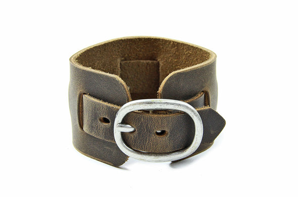 No. 1113 - Single Buckle Cuff