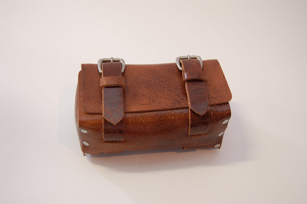 No. 215 - Travel Case in Glazed Tan - S14 - $84.50