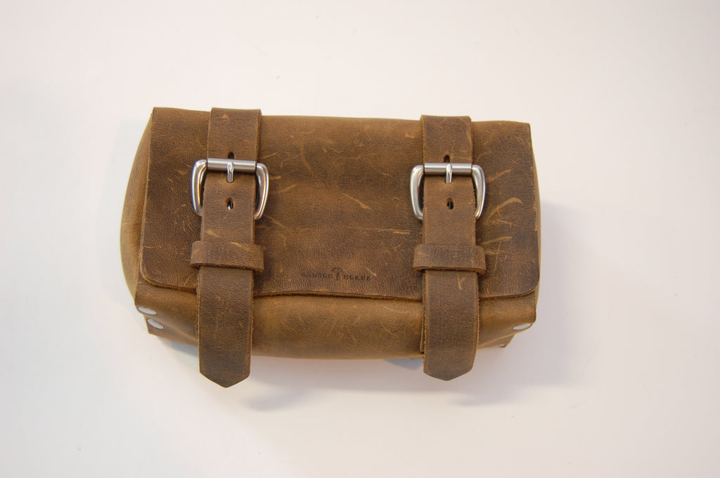 No. 215 - Travel Case in Crazy Horse - S22 - $71.50