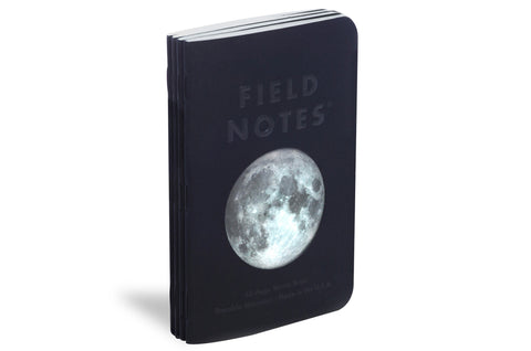 Field Notes Inserts - Lunacy Edition