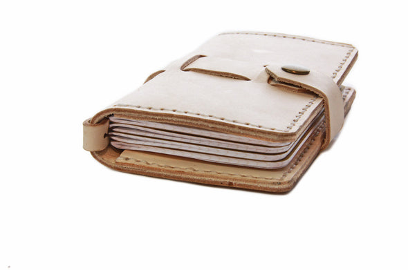 No. 1016 - Field Notes & Passport Cover in Natural Tan