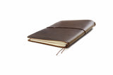 No. 510 - Medium Journal Cover in LIMITED Horween Olive