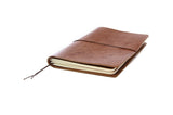 No. 510 - Medium Journal Cover in LIMITED Horween Butterscotch