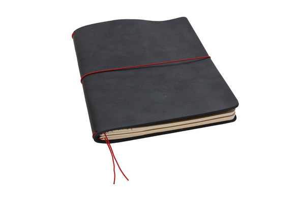 No. 1011 - Large Journal Cover in Deep Black