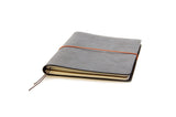No. 1011 - Large Journal Cover in Brown Crazy Horse