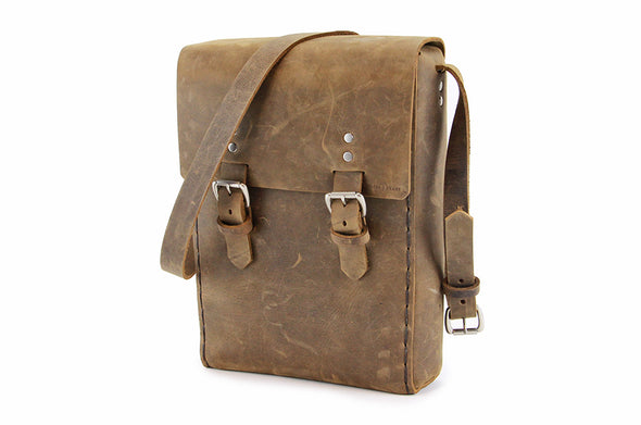 No. 917 - Large Field Bag in Crazy Horse