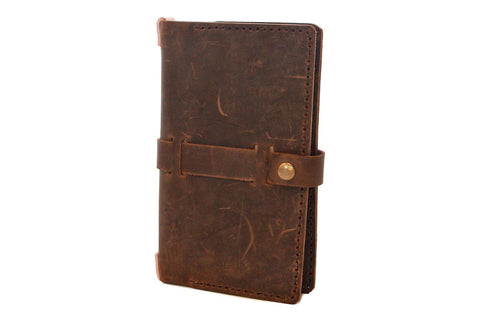 No. 117 Medium Journal Cover Crazy Horse