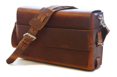 No. 314 - Classic Satchel in Scotch Grunge