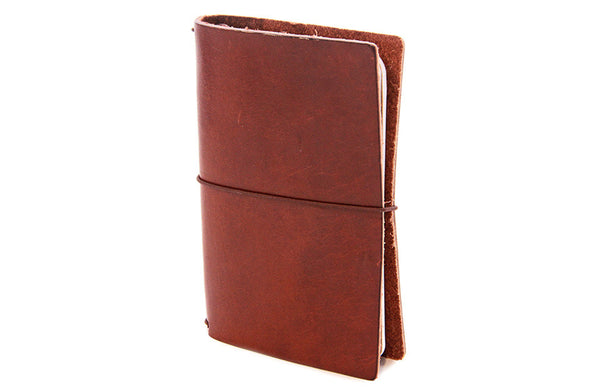 No. 410 - Field Notes Cover in Havana Brown