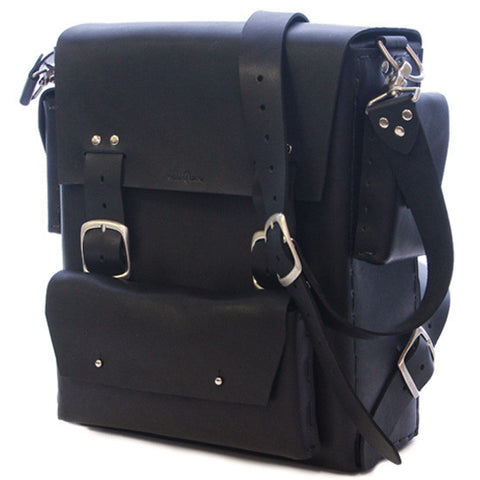 No. 312 - Backpack in Black