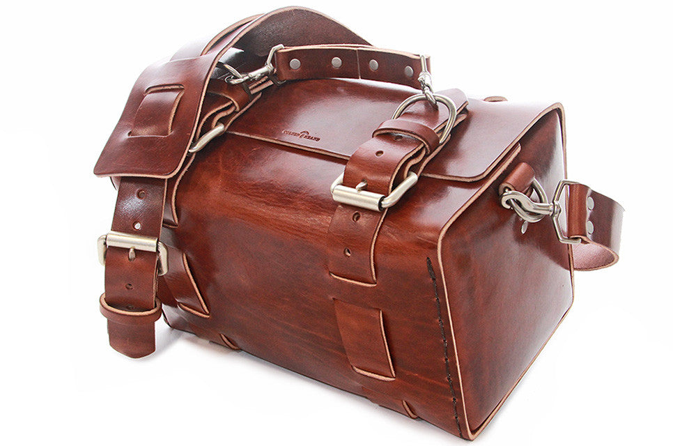 No. 217 Utility Bag in Havana Brown