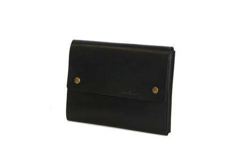 No. 1214 - iPad Air/Mini Portfolio Case in Black
