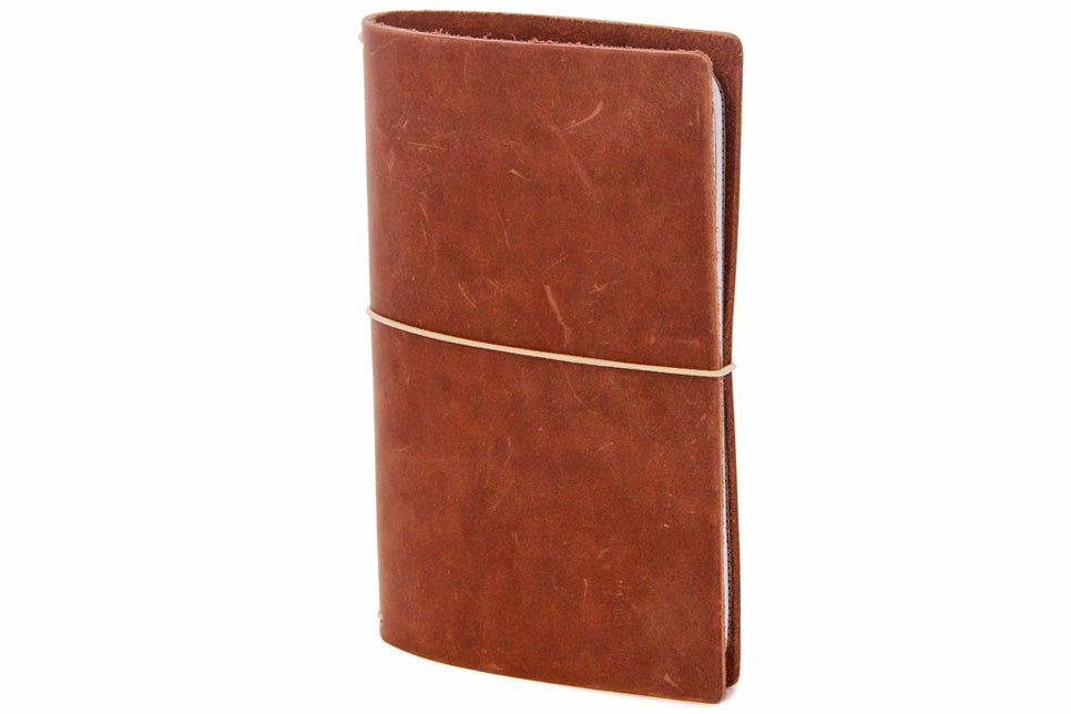 No. 410 - Field Notes Cover in Vintage Brown - S40 - $30