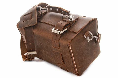 No. 217 Utility Bag in Crazy Horse Brown