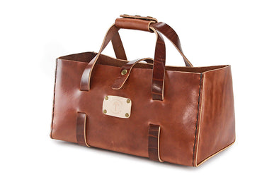 No. 1117 - Rugged Tool Bag in Havana Brown