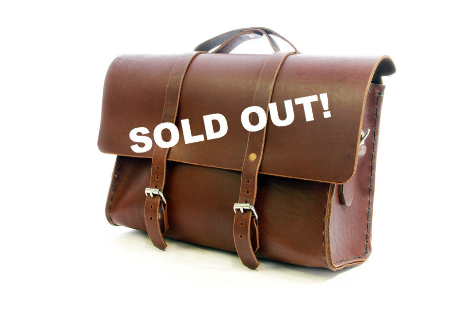 No. 1010 - Limited Edition Satchel - SOLD OUT!