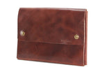 No. 1214 - Tablet Portfolio Case in Havana Brown