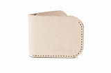 No. 817 Bi-Fold Wallet in Natural Tan