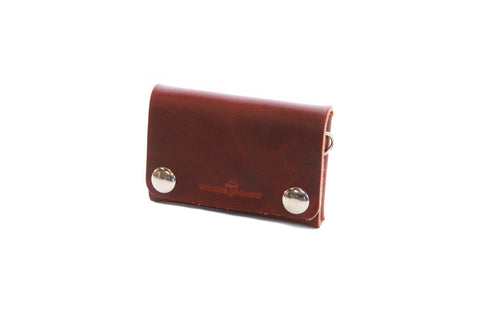 No. 514 - Small Trucker Wallet in Scotch Grunge