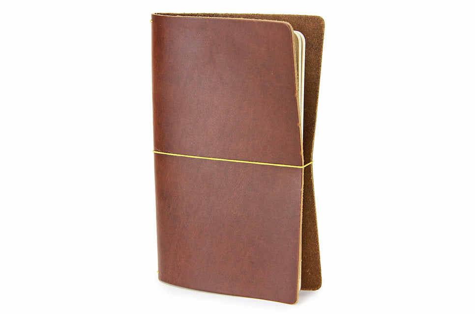 No. 510 - Medium Journal Cover in Burnt Sienna – ColsenKeane Leather ... f57d1b2a6750a