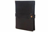 No. 117 - Large Journal Cover in Deep Black