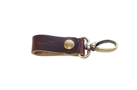No. 614 - Key Fob in Horween's Brown