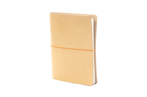 No. 1011 - Large Journal Cover in Natural Tan