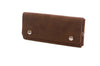 No. 514 - Large Trucker Wallet in Crazy Horse