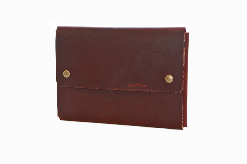 No. 1214 - iPad Air/Mini Portfolio Case in Scotch Grunge