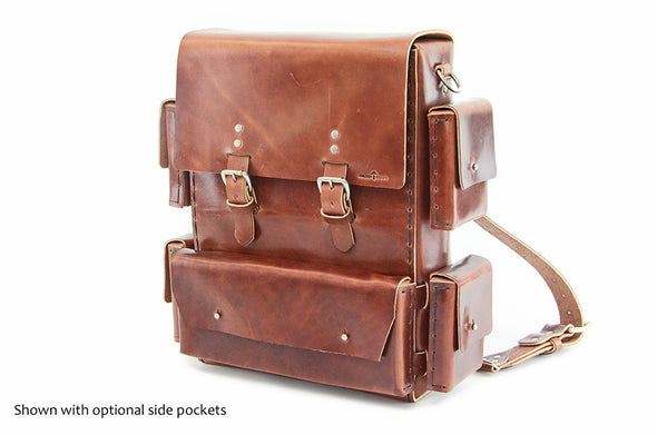 No. 1116 - Backpack in Havana Brown