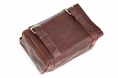 No. 215 -  Large Travel Case in Denali Brown