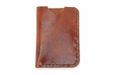 No. 219 - Card Sleeve in Havana Brown