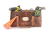 No. 1117 - Rugged Tool Bag in Glazed Tan