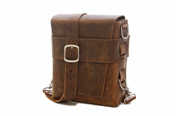 No. 312 - The Traveler in Crazy Horse Brown
