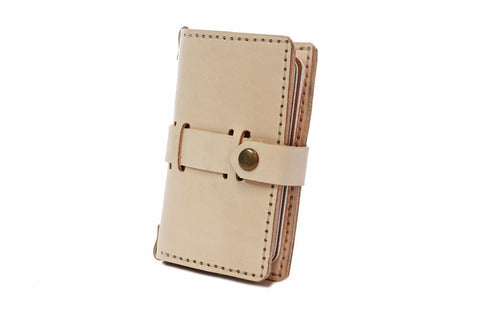 No. 1016 Field Notes & Passport Cover Natural Tan